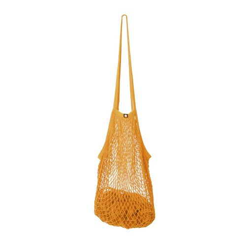 Cotton String Bag - Orange